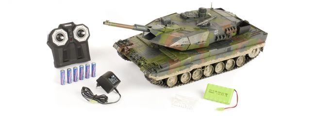 CARSON 500406020 Leopard 2A5 | 2,4 GHz RC Panzer 1:16