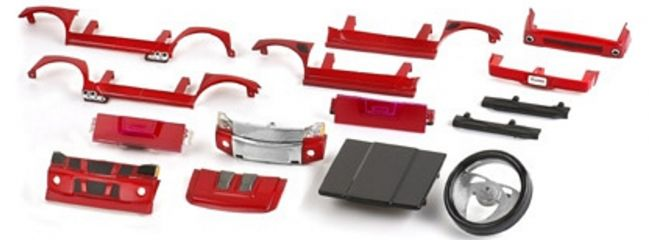 CARSON 500408051 Body Kit Nissan Titan | XMods