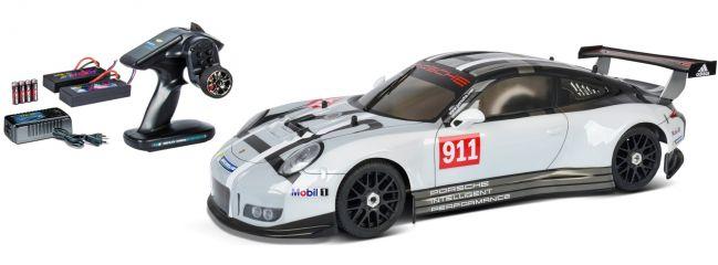 CARSON 500409033 Porsche 911 2.4GHz Brushless | RC Auto RTR 1:5
