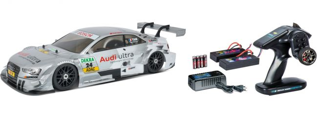 CARSON 500409035 Audi RS5 2.4GHz Brushless | RC Auto RTR 1:5