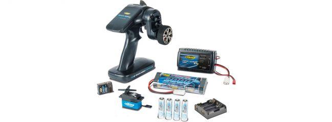 CARSON 500500091 Reflex Wheel Pro 3 Elektro Set