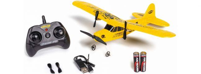 CARSON 500505029 Stinger 340 | 2.4GHz | RC Flugzeug Komplett-RTF