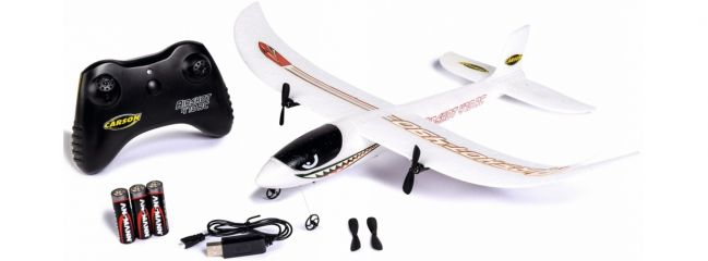 CARSON 500505031 Airshot 470 | 2.4GHz | RC Flugzeug Komplett-RTF