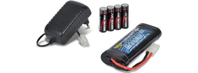 CARSON 500607012 Ladeset Expert Charger NiMH Compact 1A + Akku + Senderbatterien online kaufen