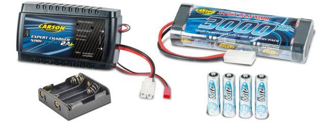 CARSON 500607017 Expert Charger Car + Radio Set | für RC Autos online kaufen