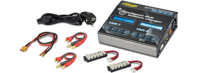 CARSON 500608190 Ladegerät Expert Charger Duo 2.0 | 2x6A | 100W online kaufen