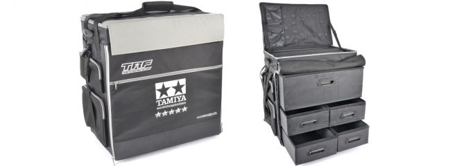 CARSON 500906230 Teamtasche XL Tamiya Design