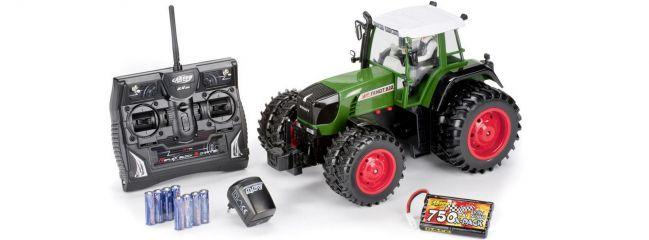 CARSON 500907172 Fendt 930 Vario Doppelbereifung   2.4 GHz   RC Traktor RTR 1:14