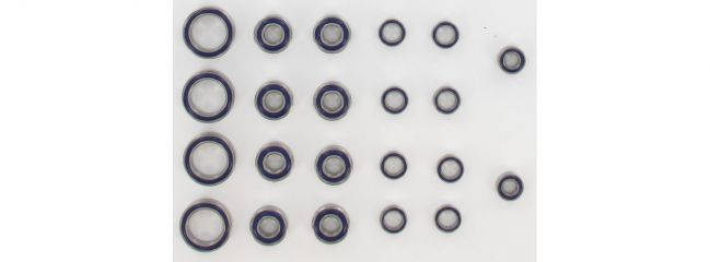 CARSON 500904034 Keramik-Kugellagersatz für TA-05 | 22 Stück online kaufen