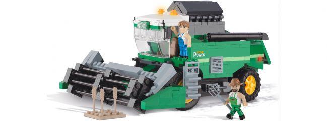 COBI 1866 Harvester Eco Power | Action Town Baukasten