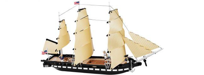 COBI 21078 U.S.S. Constitution | Schiff Baukasten