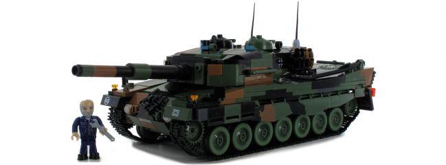 COBI 2618 Leopard 2A4   Panzer Baukasten 1:35