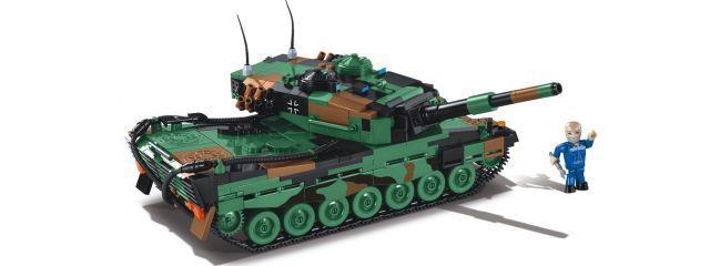 COBI 2618 Leopard 2A4 | Panzer Baukasten 1:35