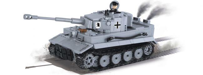 COBI 3000B TIGER I | World of Tanks | Panzer Baukasten