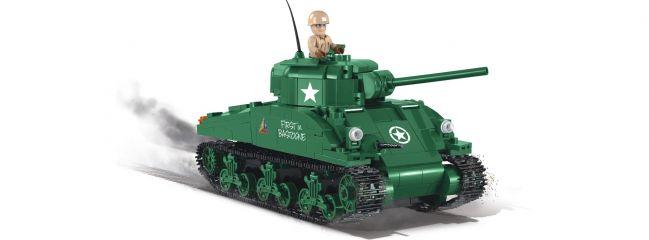 COBI 3007A M4 Sherman | World of Tanks | Panzer Baukasten