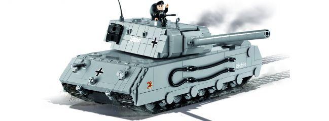 COBI 3032 Mauerbrecher | World of Tanks | Panzer Baukasten