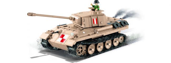 COBI 3035 Pz.Kpfw.V Panther | World of Tanks | Panzer Baukasten