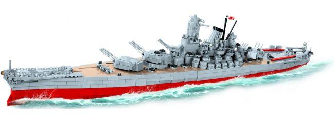 COBI 3083 Schlachtschiff Yamato | World of Warships | Schiff Baukasten 1:300