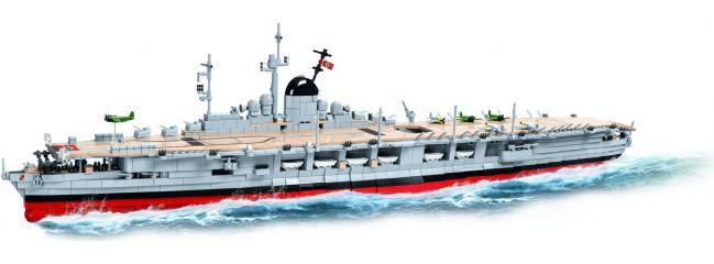 COBI 3086 Graf Zeppelin Flugzeugträger | World of Warships | Schiff Baukasten 1:300