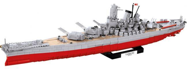 COBI 4814 Schlachtschiff Yamato | Historical Collection | Schiff Baukasten 1:300