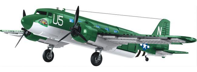 COBI 5701 Douglas C-47 Skytrain (Dakota) | Flugzeug Baukasten