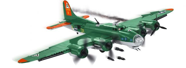 COBI 5703 Boeing B-17 Flying Fortress | Flugzeug Baukasten 1:48