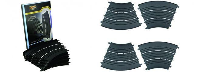 DMX 17504924 Erweiterungspackung Kurven-Set 45° | 4 Stück