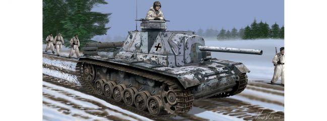 DRAGON 6856 Deutscher SU-76i mit Cupola | Militär Bausatz 1:35