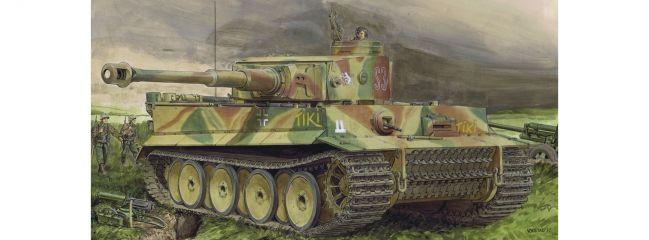 DRAGON 6885 Tiger I Early Production TiKi (Kursk) | Militär Bausatz 1:35