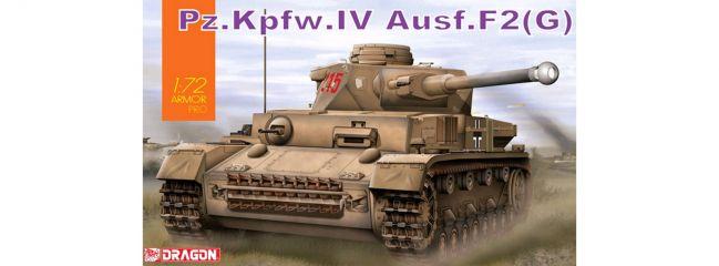 DRAGON 7549 Pz.Kpfw.IV Ausf.F2 (G) | Militär Bausatz 1:72