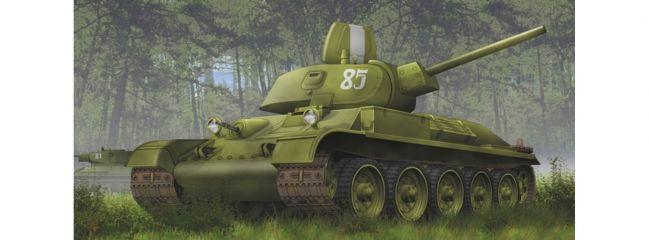 DRAGON 7590 T34-76 Soviet Tank 1941 | Militär Bausatz 1:72