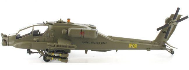 EASYMODEL 737025 AH 64A Apache Hubschraubermodell 1:72