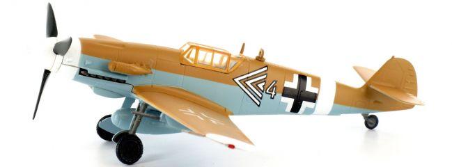 EASYMODEL 737253 BF-109G-2 JG27 Flugzeugmodell 1:72