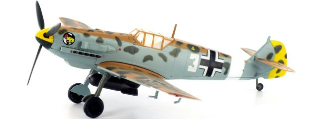 EASYMODEL BF109E-4/TROP 1/JG27 Marseille Flugzeugmodell 1:72