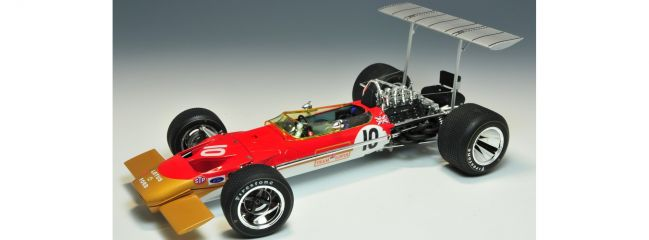 EBBRO 20005 Team Lotus Type 49B 1968 | Auto Bausatz 1:20