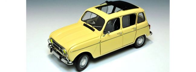 EBBRO 25002 Renault 4L Auto Bausatz 1:24