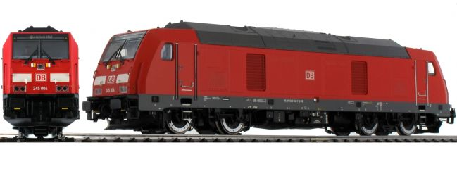 ausverkauft | ESU 31090 Diesellok BR 245-004 verkehrsrot | digital | Rauch + Sound | Spur H0