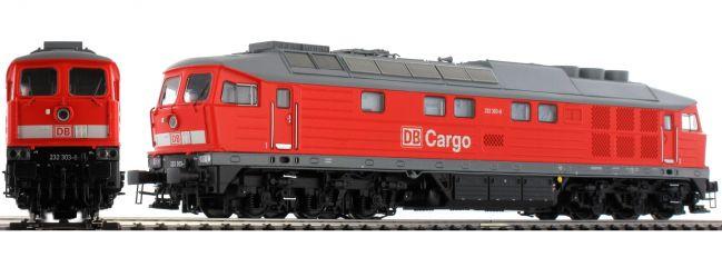 ESU 31162 Diesellok BR 232 verkehrsrot   DB Cargo   AC/DC   Sound und Rauch   Spur H0