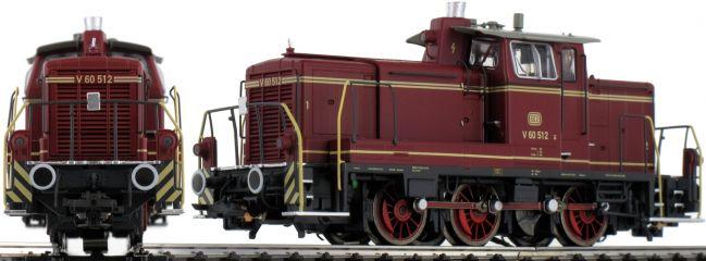 ESU 31410 Diesellok V60 512 altrot DB | DC/AC | Sound + Rauch | Spur H0