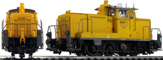 ESU 31418 Diesellok BR V60 362 556 gelb DGT | digital | Rauch+Sound | Spur H0