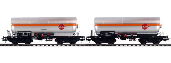 Pullman 36532 Gas-Kesselwagen Set ZAG 620 | OEVA | DC | Spur H0