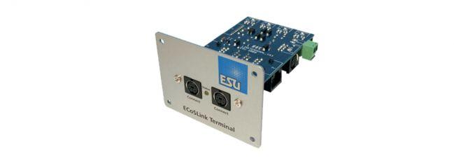 ESU  50099 ECoSlink Terminal - Der Verteiler