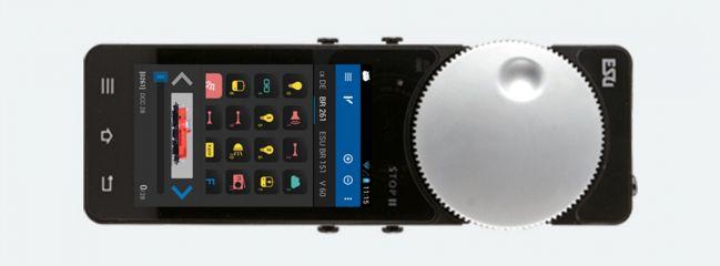 ESU 50114 Mobile Control II Funkhandregler Einzelregler