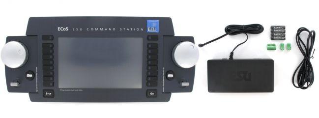ESU 50210 ECoS 2 Zentrale mit Farbdisplay