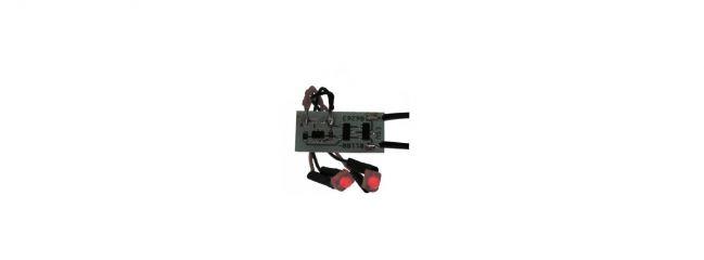 ESU 50705 Wagen Schlusslichtbeleuchtung rot Spur H0