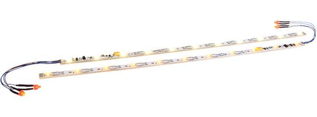 ESU 50709 Digital Waggon-Innenbeleuchtung 11 LEDs gelb H0 | N | TT