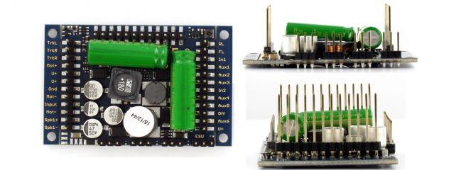 ausverkauft   ESU 54599 LokSound XL V4.0   Universalsound   mit Stiftleiste