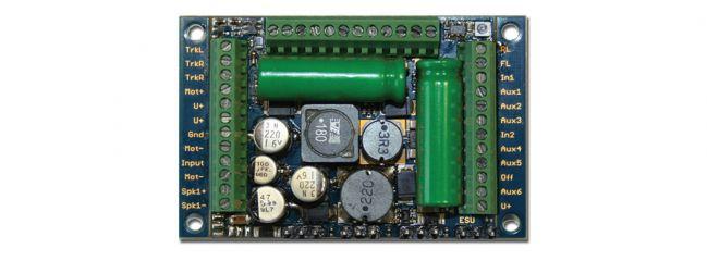 ESU 58513 LokSound 5 XL DCC/MM/SX/M4 | Leerdecoder Schraubklemmen Retail | Spur G