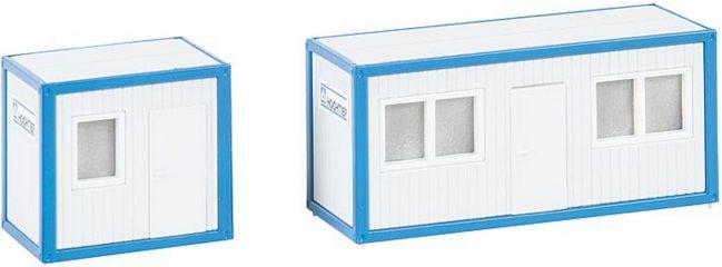 FALLER 130132 Bürocontainer | Gebäude Bausatz Spur H0