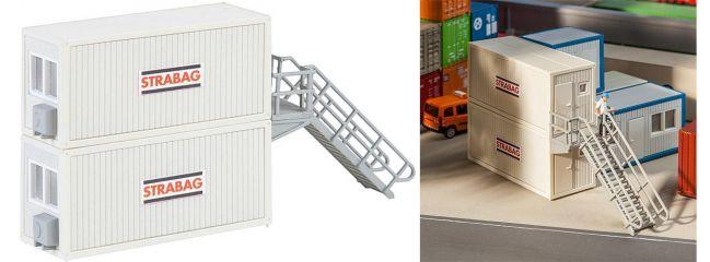FALLER 130133 Baucontainer | Gebäude Bausatz Spur H0